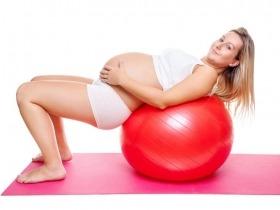 cviky pro těhotné