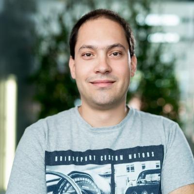 Filip Arnaudov, IT specialista
