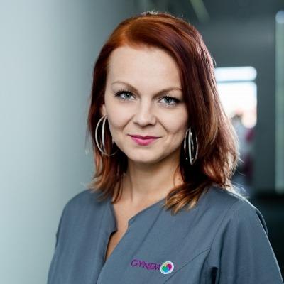 Veronika Kotková, recepční